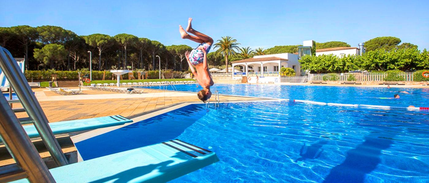 Cypsela Resort Diving Boards