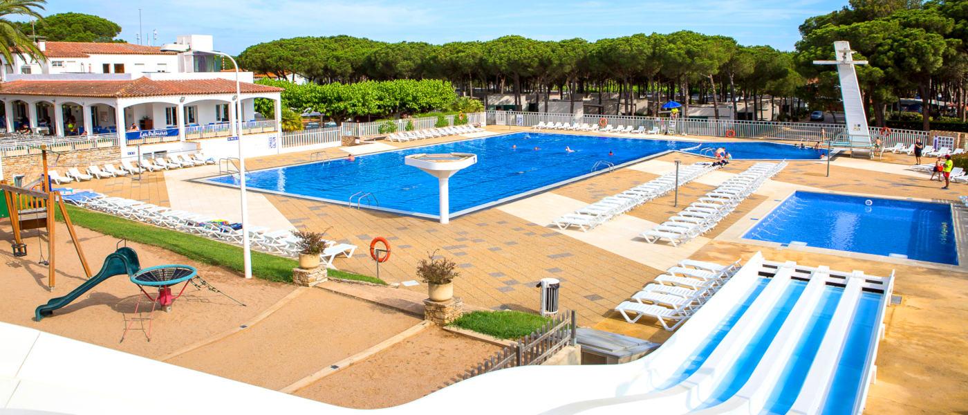 Cypsela Resort Main Pools
