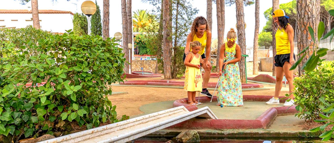Cypsela Resort Mini Golf