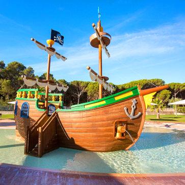 Cypsela Resort Pirate Pool 363