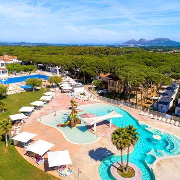 Cypsela Resort Pool Overview 363