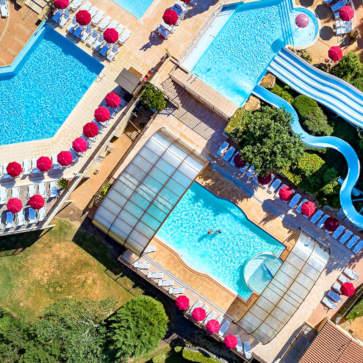 Peneyrals Pools Aerial 4 363