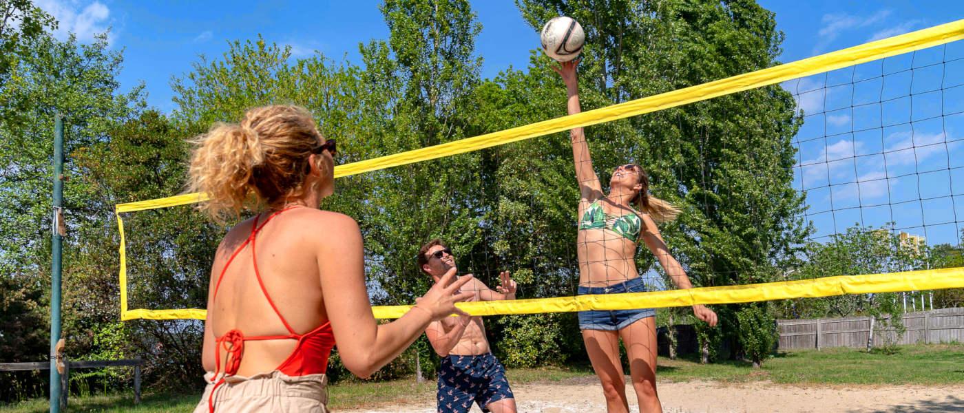 Sanguinet Plage Volley
