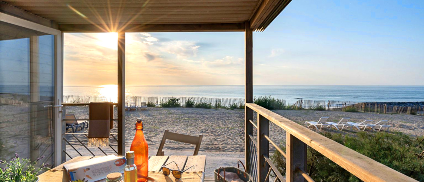 Soulac Plage 3 Bed Ocean View Deck