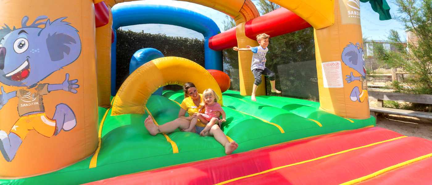 Soulac Plage Inflatable