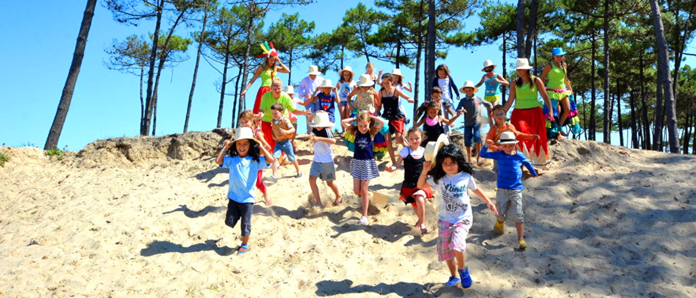 Soulac Plage Kids Clubs