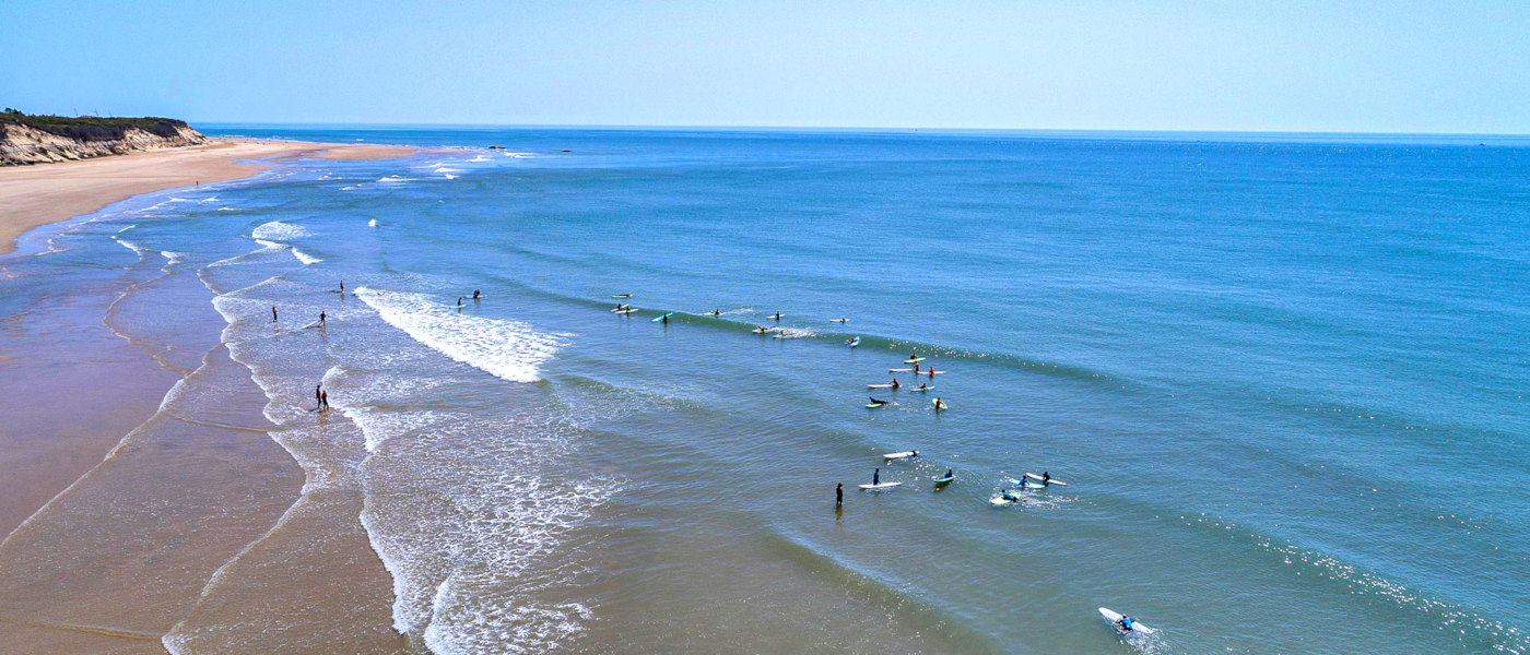 Soulac Plage Surf
