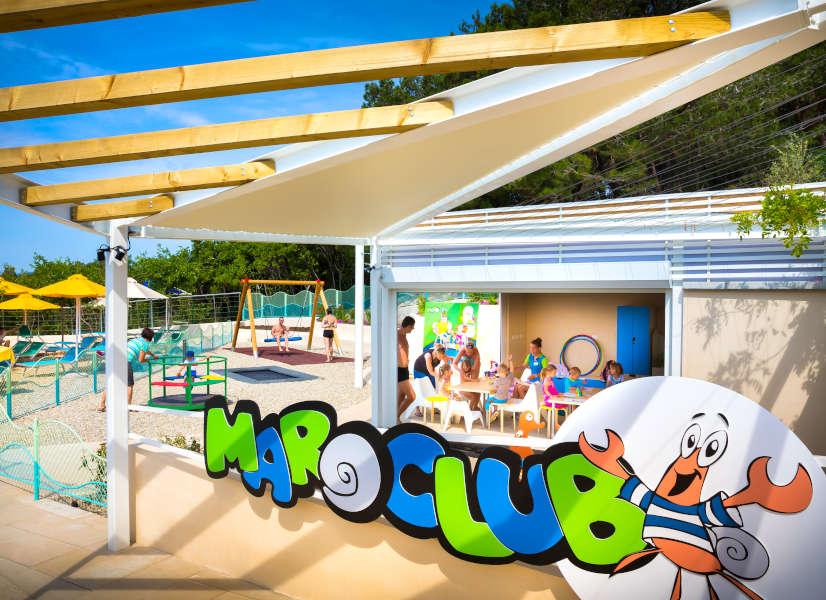 Firefly Holidays Krk Premium Camping Resort Maro Club 600h