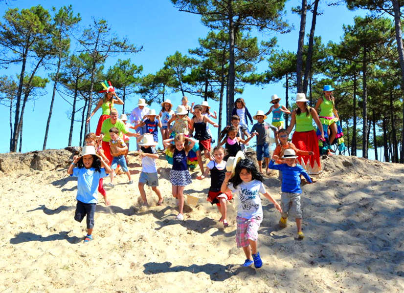 Soulac Plage Kids Clubs 600h